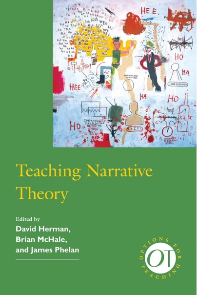 Teaching Narrative Theory Cover