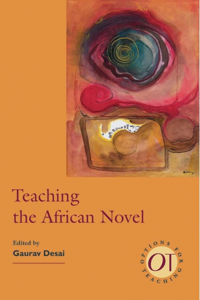 Teaching the African Novel Cover