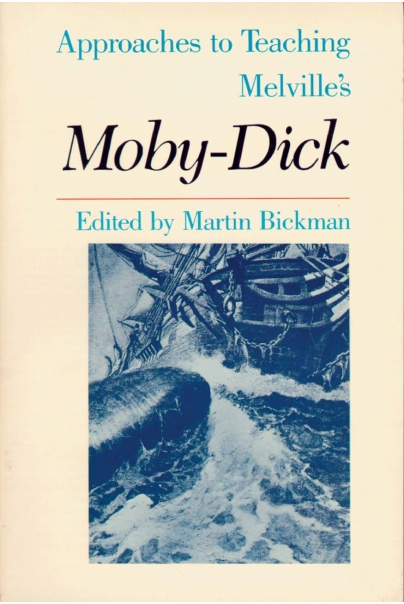 Approaches to Teaching Melville's Moby-Dick Cover
