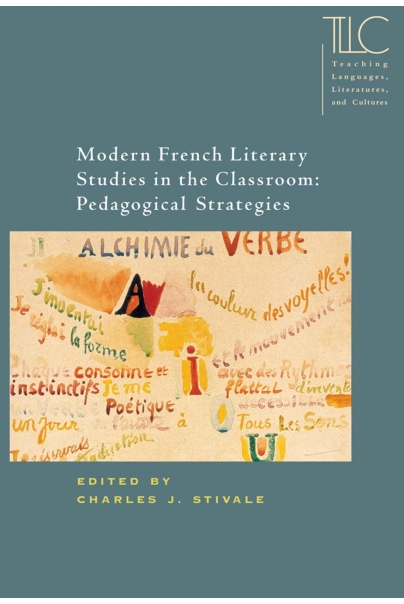 Modern French Literary Studies in the Classroom Cover