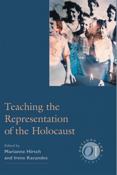 Teaching the Representation of the Holocaust Cover
