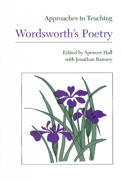Approaches to Teaching Wordsworth's Poetry Cover
